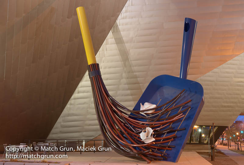 1380-0005-Dustpan-And-Brush-Denver-Art-Museum