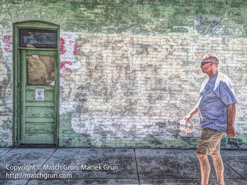 ip5s-6420-Laundromat-Wall-And-Passer-By-No-2