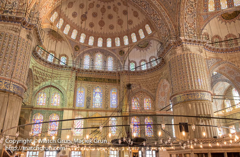 1798-0115-Stained-Glass-And Lights-Blue-Mosque