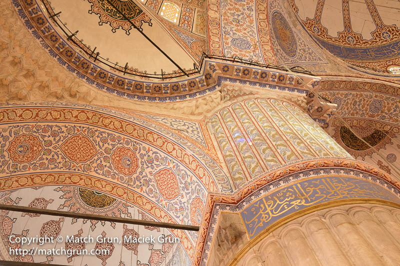 1798-0142-Dome-And-Pillar-Detail-Blue-Mosque